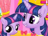 Игра Пони: Беременная Искорка