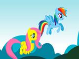 Игра Пони на Двоих