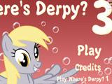 Игра Пони: Где Прячется Дерпи 3?