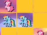 Игра Пони: Крестики Нолики