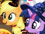 Пони: Вечеринка на Хэллоуин