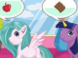 Игра Кормить Пони Сладостями