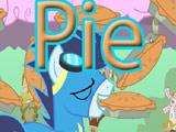 Игра Пони Собирает Пироги