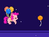 Игра Пинки Пай на Шариках