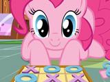 Игра Крестики Нолики с Пинки Пай