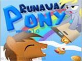 Игра Пони с Телегой