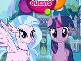 Игра Пони: Дружеские Задания