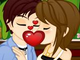 Игра Романтические Поцелуи