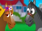 Игра Поцелуй Лошадей