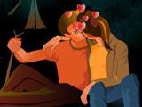 Игра Поцелуи у Костра
