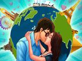 Игра Поцелуй Вокруг Света