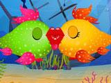 Игра Поцелуй Рыбок
