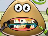 Игра Поу: Проблемные Зубы