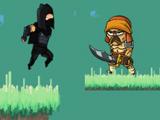 Игра Боевой Ниндзя