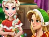 Новогодняя Вечеринка Принцесс