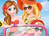 Игра Путешествие Принцесс