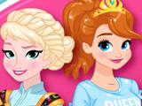 Игра Смешанный Стиль Принцесс
