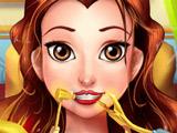 Игра Принцесса Бель у Стоматолога