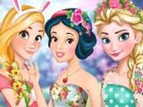 Игра Принцессы в Ожидании Пасхи