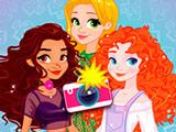 Игра Уличный Стиль Принцесс