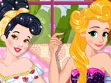 Принцессы Диснея: Стиль Пинап