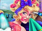 Игра Принцесса Аврора: Спа-день