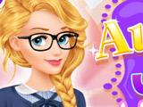 Игра Принцесса Аврора Ищет Работу