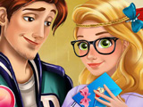 Принцессы Диснея: Любовь в Школе