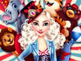 Игра Принцессы в Цирке