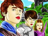 Игра Раскраска: Хроники Нарнии