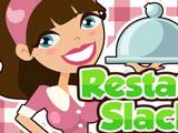 Игра Лентяйка в Ресторане