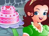 Игра Ресторан Принцессы в Замке