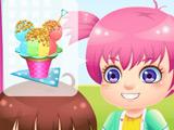 Игра Ресторан: Сладкий Лёд Мило