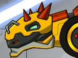 Роботы Динозавры: Сколозавр