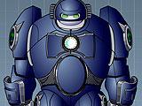 Игра Робот Макс Герой