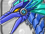Роботы Динозавры: Танистрофей
