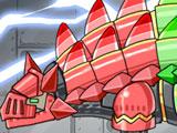 Роботы Динозавры: Рыцарь Анкилозавр
