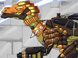 Роботы Динозавры: Троодон