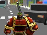 Игра Симулятор Робота 3Д
