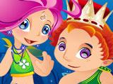 Игра Принц и Принцесса Русалок
