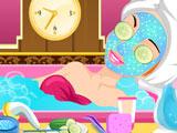Игра Спа-макияж для Лица