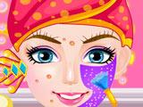 Игра Принцесса в Салоне Красоты