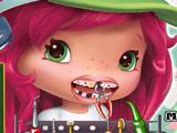 Игра Земляничка Лечит Зубы