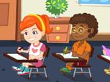 Игра Школа: Шутник в Классе