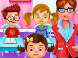 Игра Школьные Заботы Учителя