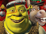 Puzzle Game: Shrek and Friends
