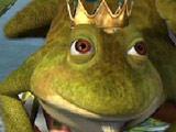 Игра Шрек: Прыжки Жабы Короля