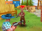Игра Стрелялки на Ферме 3Д