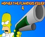 Игра Гомер Убийца Фландерсов 4