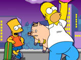 The Simpsons Game: Escape From Homer